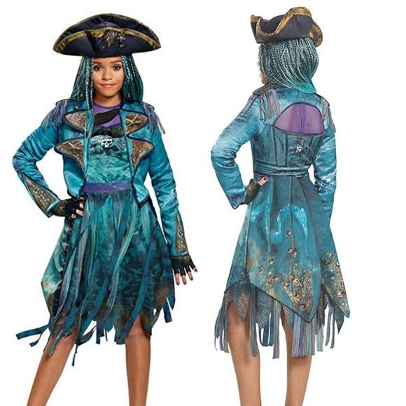 Disney Uma Descendants 2 Costume Sz 7/ 8